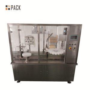 Dropper botelya hinungdanon nga lana cbd oil filling machine