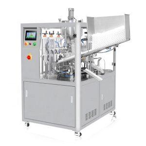 Ang Ultrasonic Sealing Cosmetic Tube Filling Machine