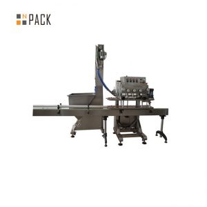 pag-rubbing type nga screw capping machine