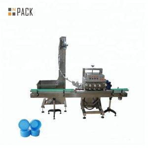 Awtomatikong rotary capping machine alang sa medikal nga botelya