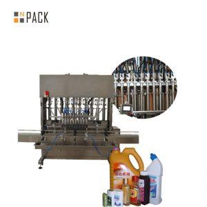 Ang Awtomatikong Liquid Bottle Filling Machine Alang sa Pagpanghulog sa Botelya sa Mata