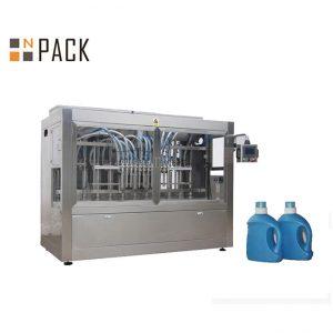 ang makapaputi nga acid corrosive liquid filling machine