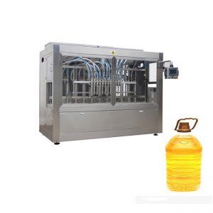 Ang bugnaw nga gipilit nga Olive oil / Blend Oil Filling Labeling Machine
