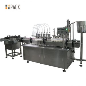 10ml Eye Drop Filling Capping Machine ug Labeling Machine