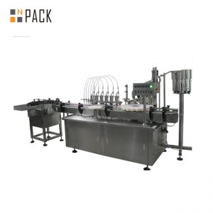 Awtomatikong Multi-ulo nga Liquid & Cream Digital Filling Machine